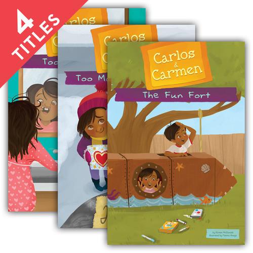 Cover: Carlos & Carmen Set 4