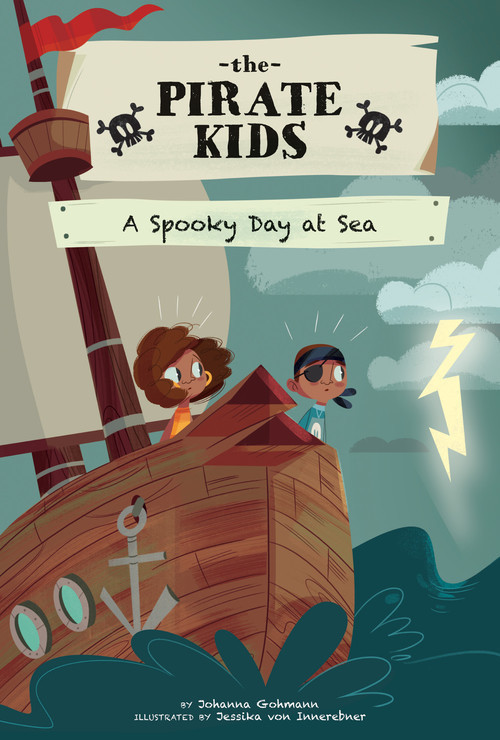 Cover: A Spooky Day at Sea