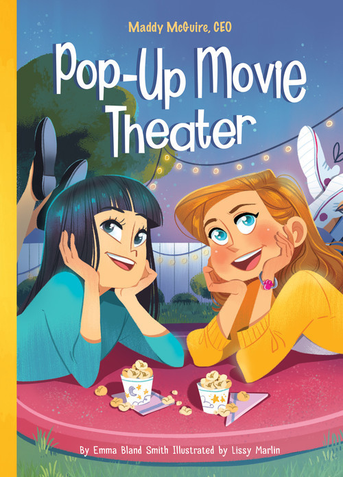 Cover: Pop-up Movie Theater