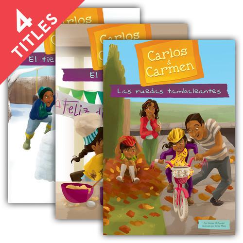 Cover: Carlos & Carmen Set 2 (Spanish)