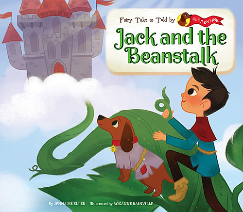 Cover: Jack and the Beanstalk