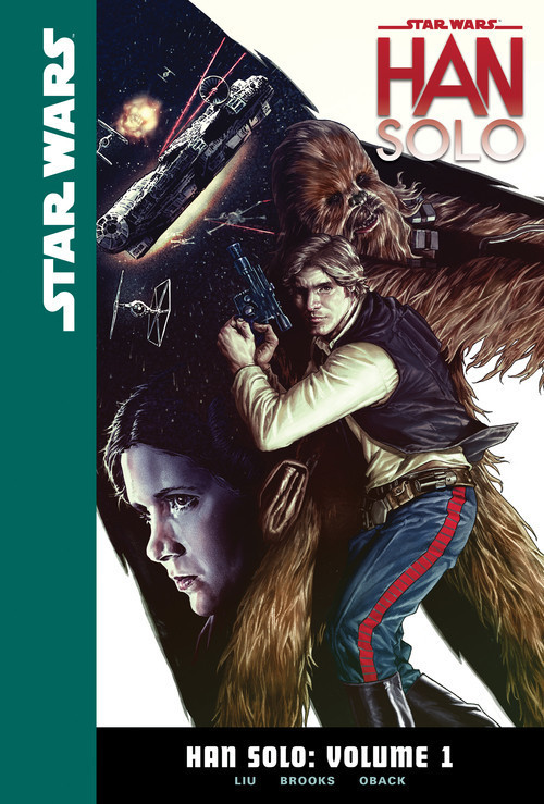Cover: Han Solo: Volume 1