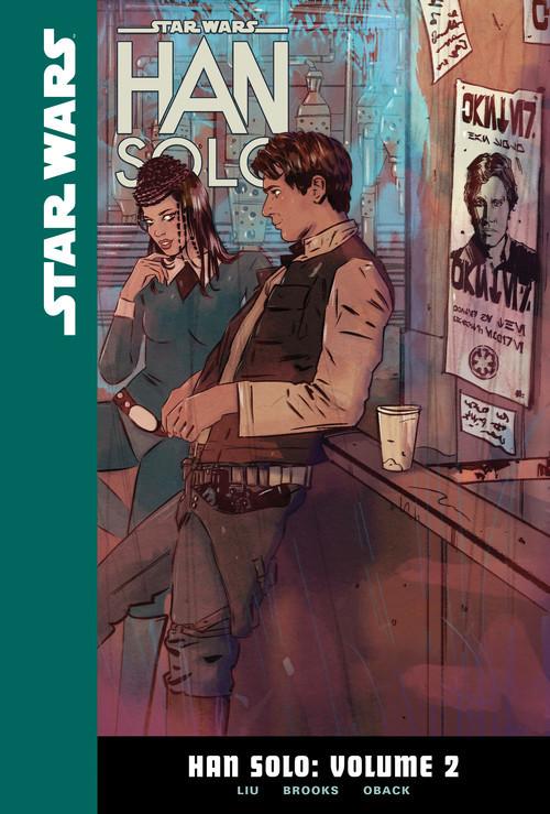 Cover: Han Solo: Volume 2