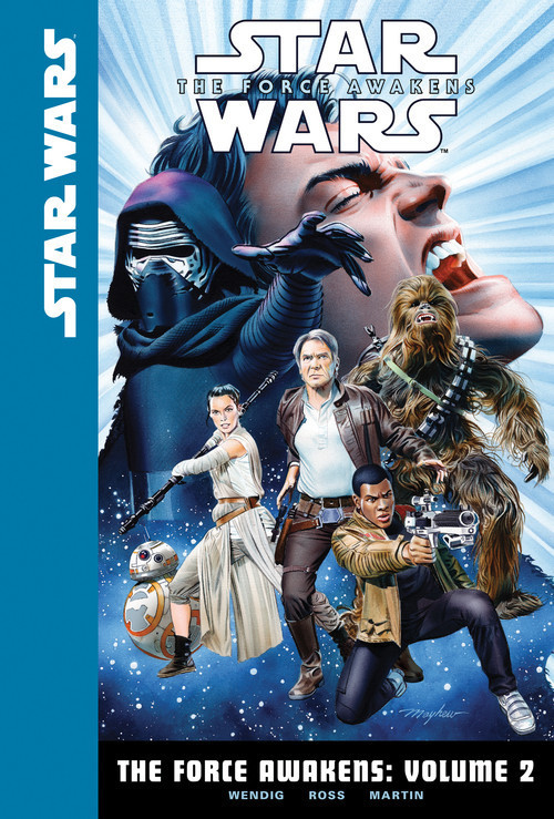 Cover: The Force Awakens: Volume 2