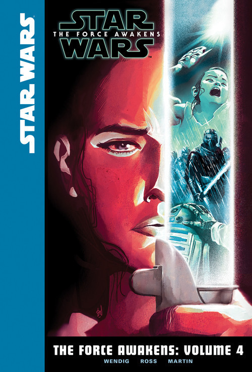 Cover: The Force Awakens: Volume 4