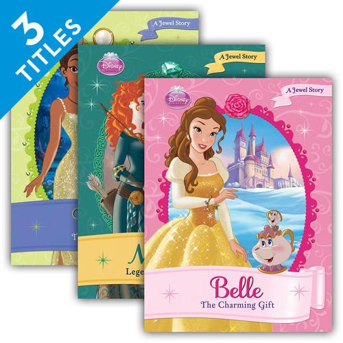 Cover: Disney Princess Set 4