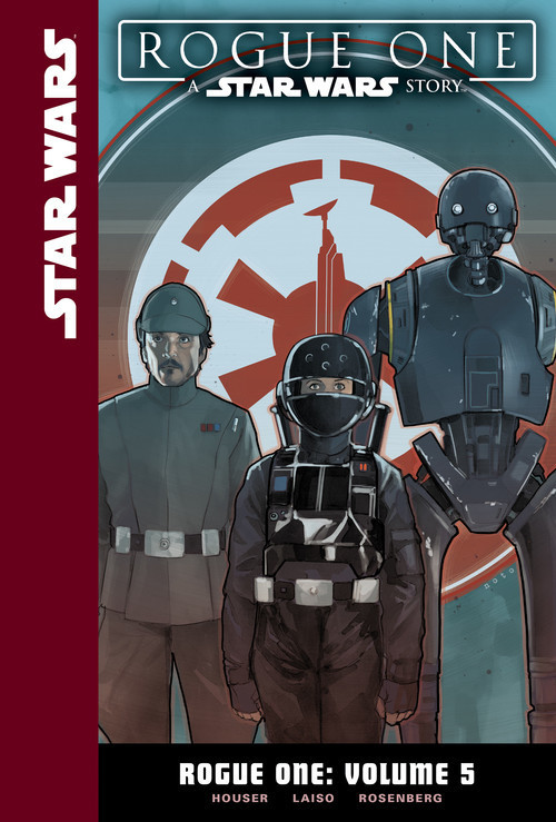 Cover: Rogue One: Volume 5