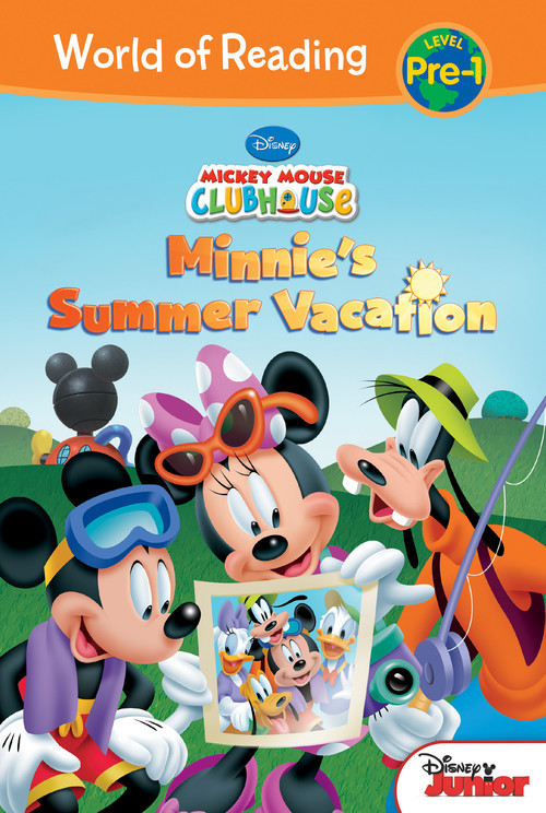 Cover: Mickey Mouse Clubhouse: Minnie's Summer Vacation