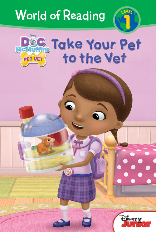 Cover: Doc McStuffins: Take Your Pet to the Vet