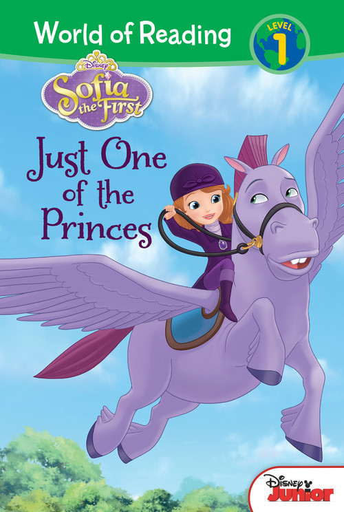 Cover: Sofia the First: Just One of the Princes