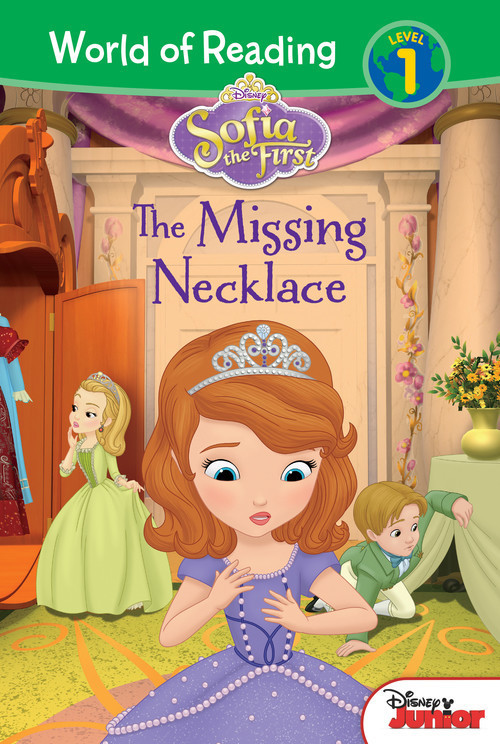 Cover: Sofia the First: The Missing Necklace