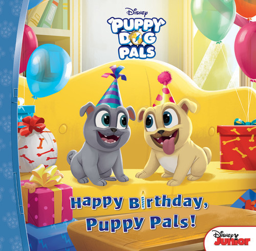 Cover: Happy Birthday, Puppy Pals!
