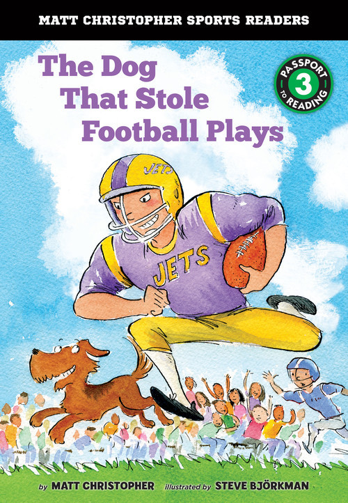 Cover: The Dog That Stole Football Plays