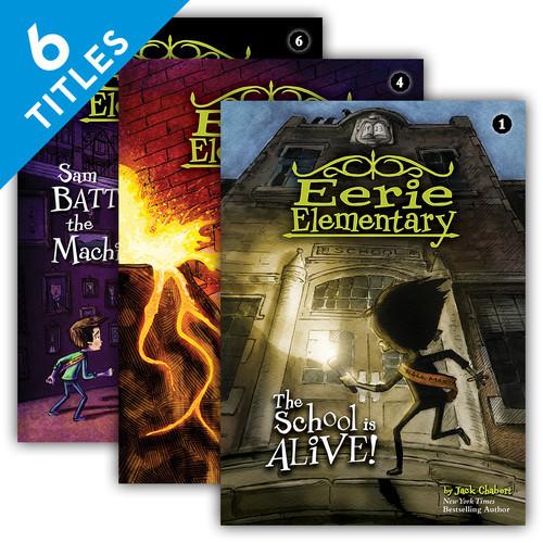 Cover: Eerie Elementary