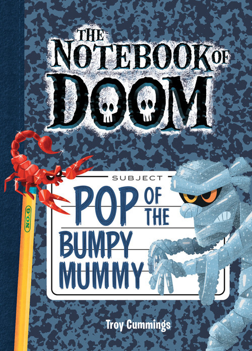 Cover: Pop of the Bumpy Mummy: #6