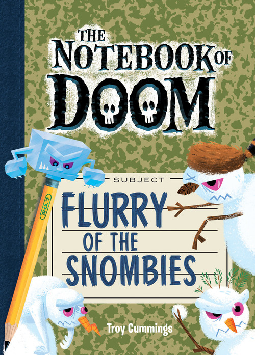Cover: Flurry of the Snombies: #7