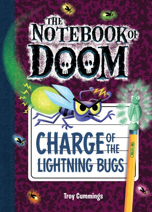 Cover: Charge of the Lightning Bugs: #8