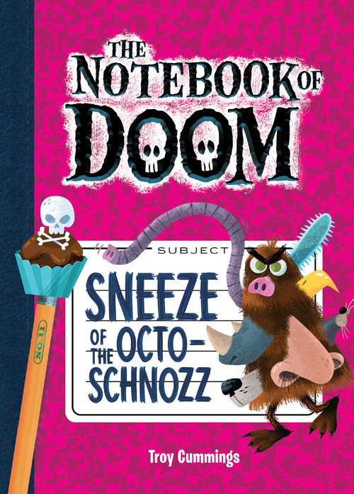 Cover: Sneeze of the Octo-Schnozz: #11