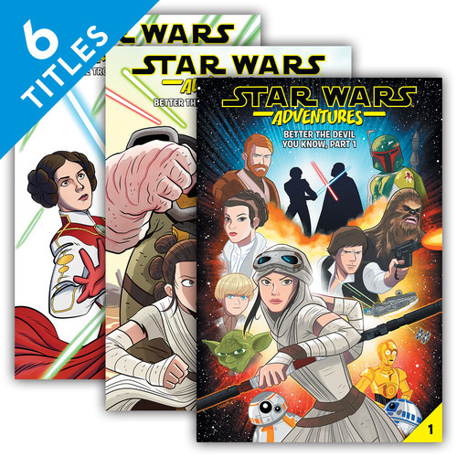 Cover: Star Wars Adventures