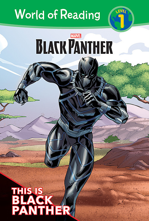 Cover: Black Panther: This is Black Panther