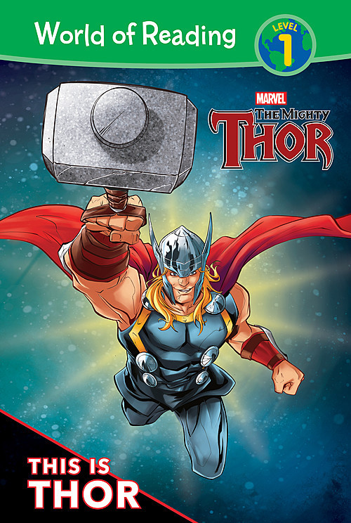 Cover: Mighty Thor: This is Thor