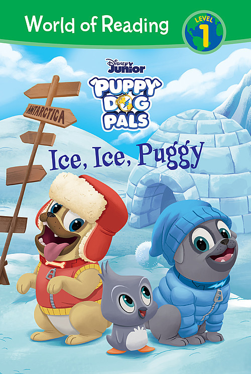 Cover: Puppy Dog Pals: Ice, Ice, Puggy