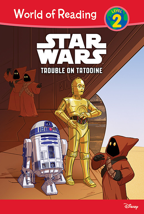 Cover: Star Wars: Trouble on Tatooine
