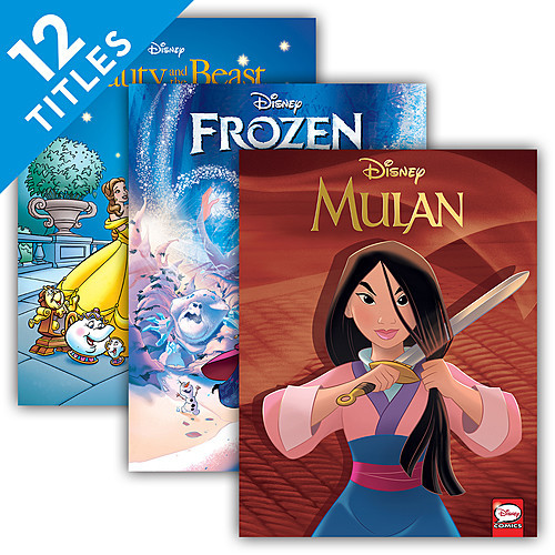 Cover: Disney Princesses