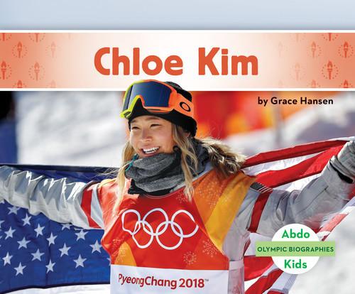Cover: Chloe Kim