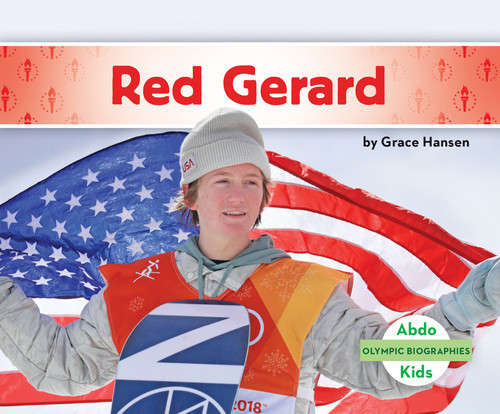 Cover: Red Gerard