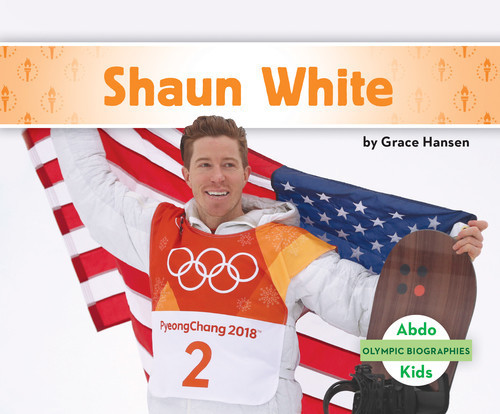 Cover: Shaun White