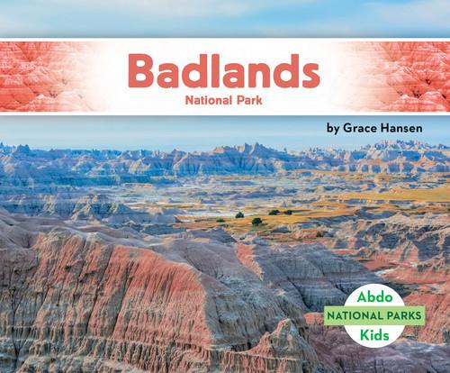 Cover: Badlands National Park