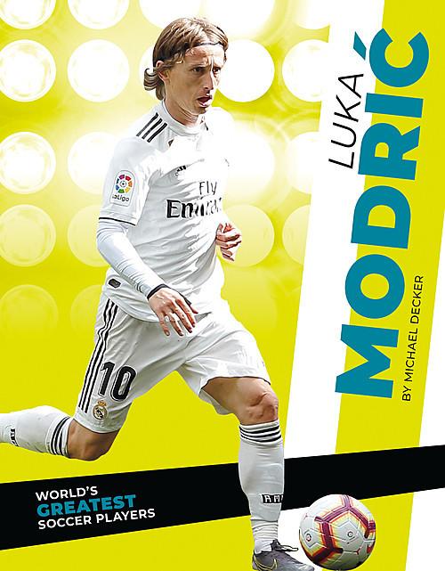 Cover: Luka Modrić