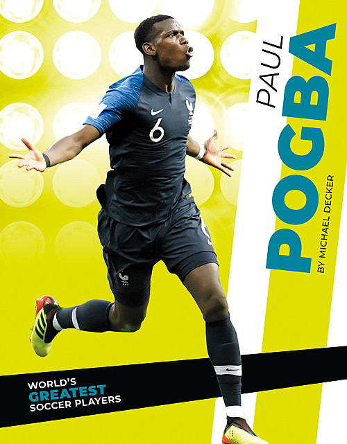 Cover: Paul Pogba