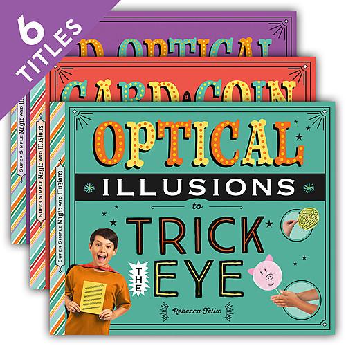 Cover: Super Simple Magic and Illusions