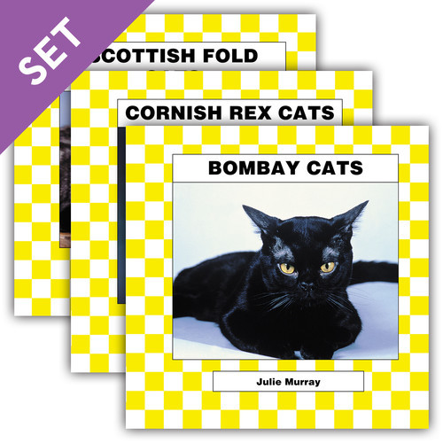 Cover: Cats Set 3