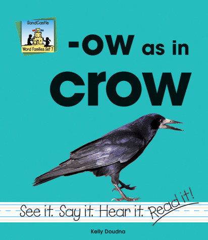 Cover: Ow As In Crow