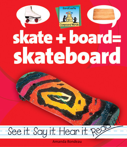Cover: Skate+Board=Skateboard