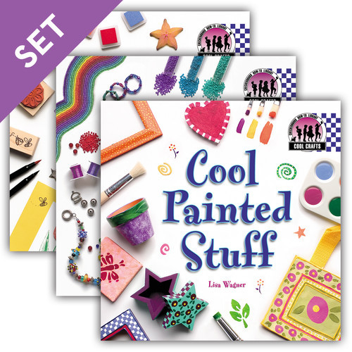 Cover: Cool Crafts