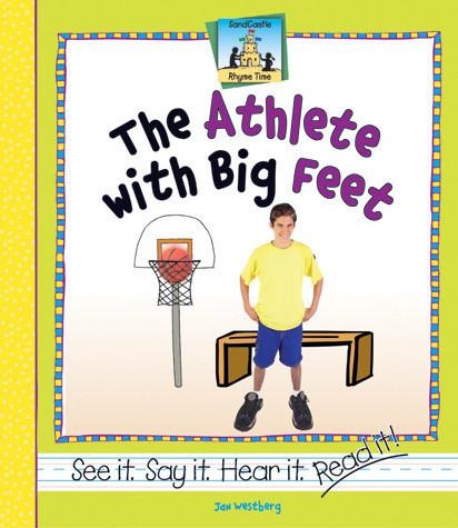 Cover: Athlete With Big Feet