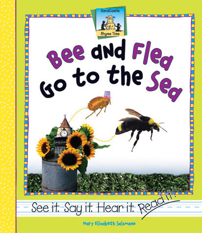 Cover: Bee And Flea Go To The Sea