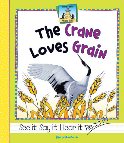 Cover: Crane Loves Grain