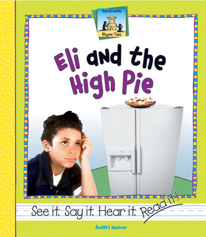 Cover: Eli And The High Pie