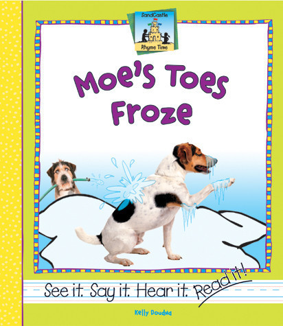 Cover: Moe's Toes Froze