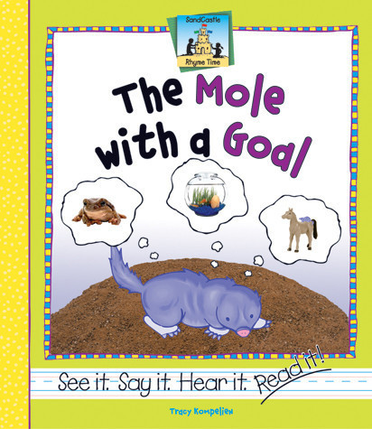 Cover: Mole With A Goal