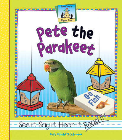 Cover: Pete The Parakeet