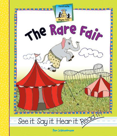 Cover: Rare Fair