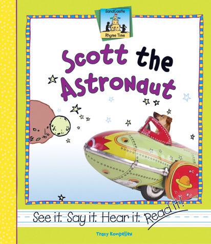 Cover: Scott The Astronaut