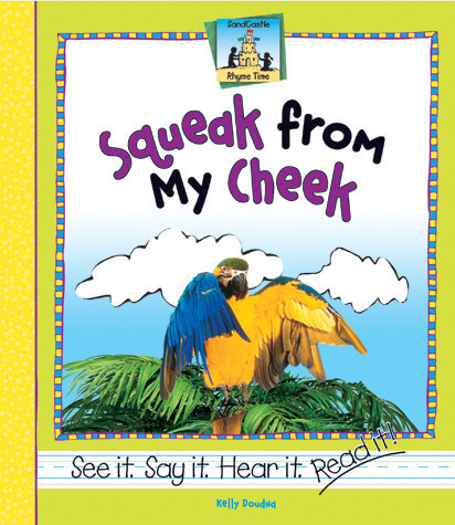 Cover: Squeak From My Cheek