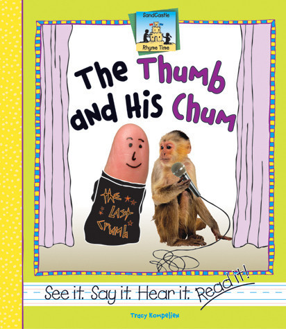 Cover: Thumb And His Chum